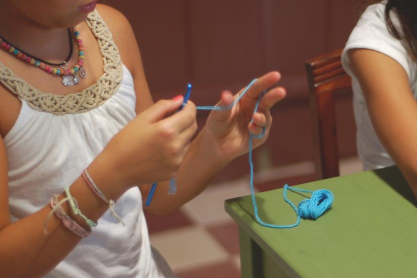 Crochet (8) - mint